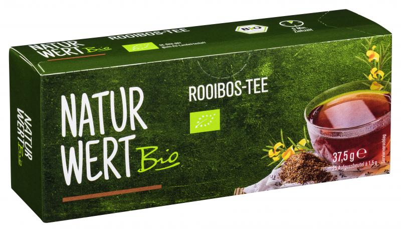NaturWert Bio Rooibos-Tee
