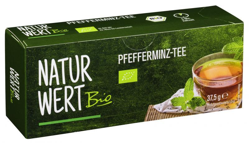NaturWert Bio Pfefferminz-Tee