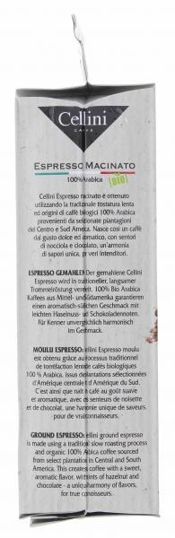 Cellini Espresso Macinato