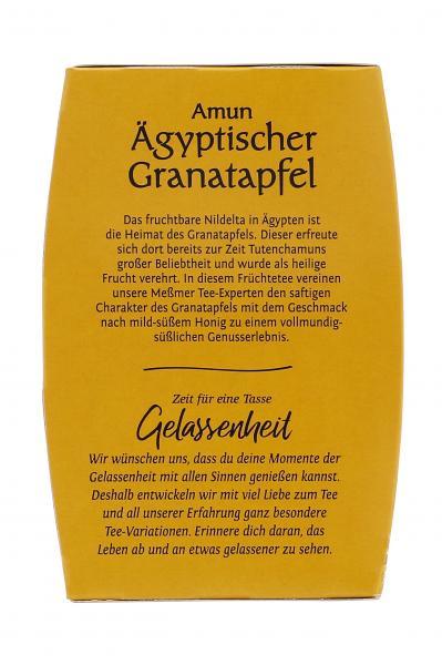 Meßmer Ägyptischer Amun Granatapfel-Honig