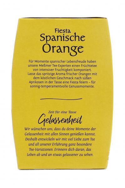 Meßmer Spanische Fiesta Orange-Traube