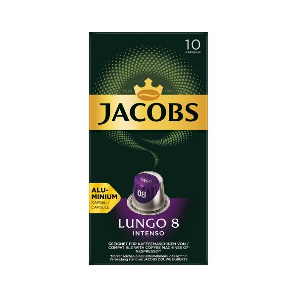 Jacobs Kapseln Lungo 8 Intenso