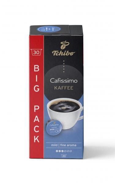 Tchibo Cafissimo Kaffee mild - 30 Kapseln