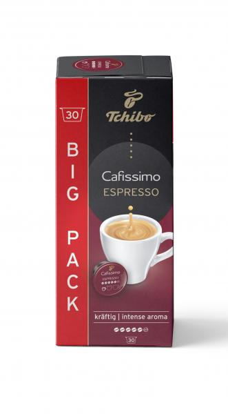 Tchibo Cafissimo Espresso kräftig - 30 Kapseln