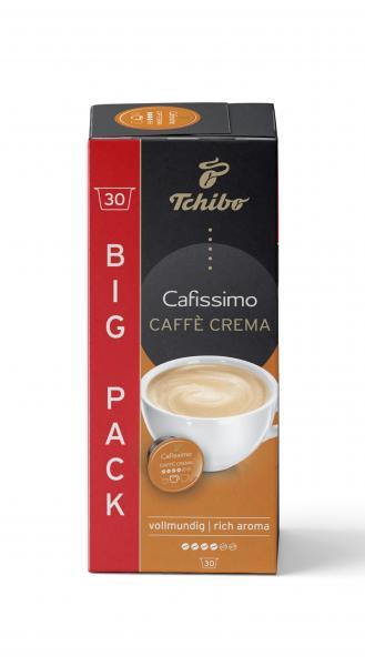 Tchibo Cafissimo Caffè Crema vollmundig - 30 Kapseln
