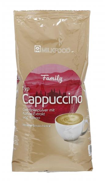 Milkfood Family Typ Cappuccino
