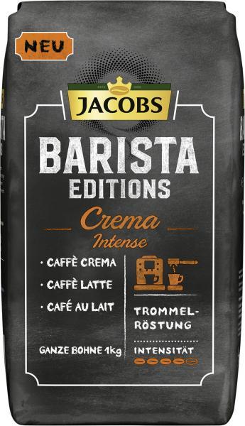 Jacobs Barista Crema Intense