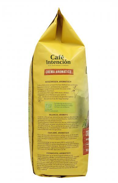 Darboven Café Crema Intención ganze Bohne