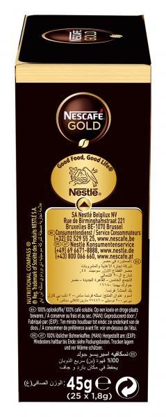 Nescafé Gold Espresso Sticks