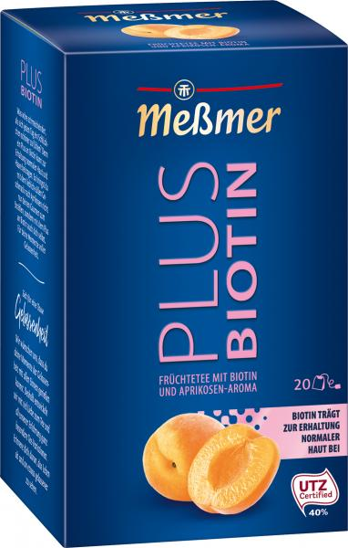 Meßmer Plus Biotin Aprikose