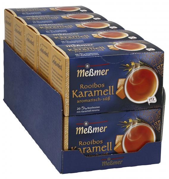 Meßmer Rooibos Karamell