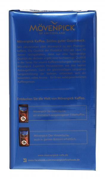 Mövenpick Kaffee Der Milde