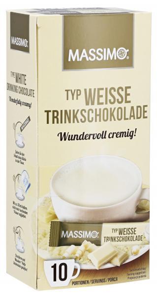 Massimo Weisse Trinkschokolade