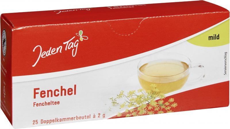 Jeden Tag Tee Fenchel