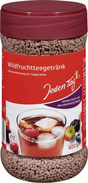 Jeden Tag Wildfruchttee-Getränk Instant