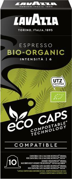 Lavazza Eco Caps Espresso Bio-Organic