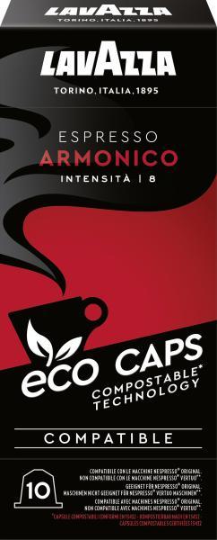 Lavazza Eco Caps Espresso Armonico