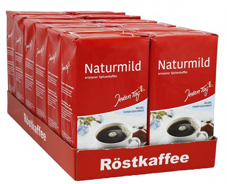 Jeden Tag Naturmild Kaffee