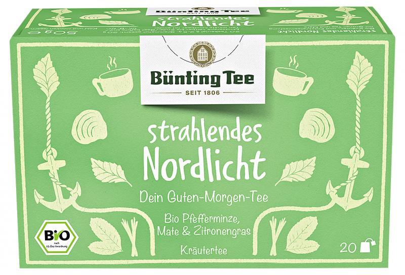 Bünting Tee Bio Strahlendes Nordlicht
