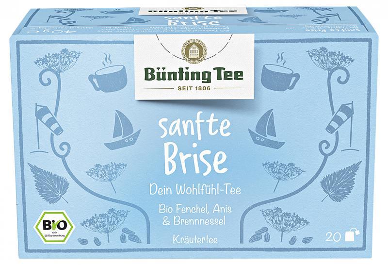 Bünting Tee Bio Sanfte Brise