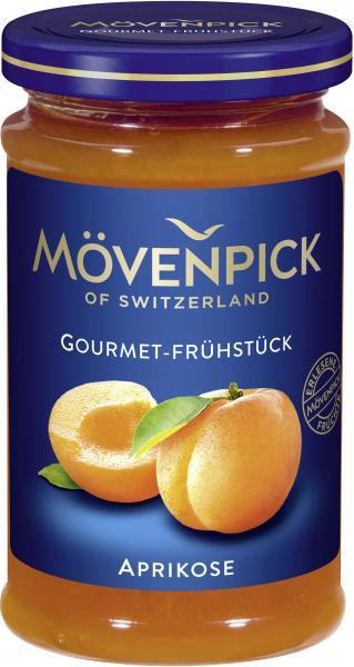 Mövenpick Gourmet-Frühstück Aprikose