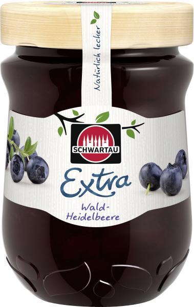 Schwartau Extra Wald-Heidelbeere