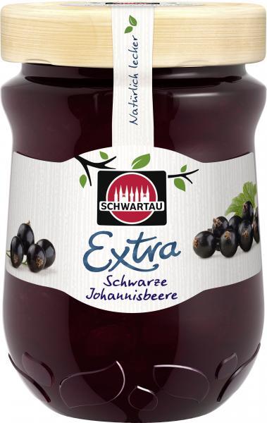 Schwartau Extra Schwarze Johannisbeere