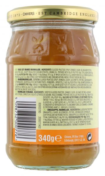 Chivers Fruity Marmelade Orange