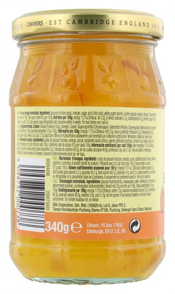 Chivers English Marmelade Orange