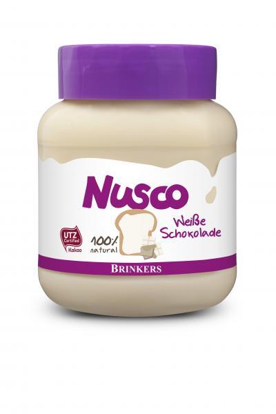 Nusco Creme mit Weißer Schokolade