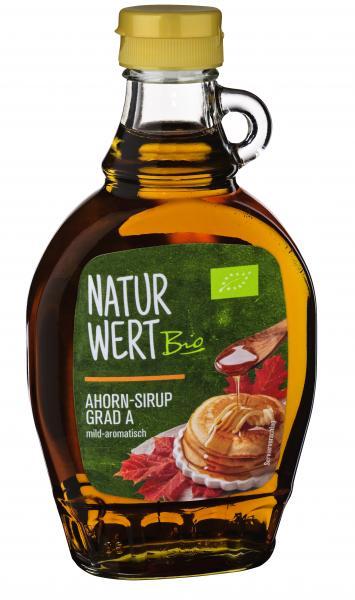 NaturWert Bio Ahornsirup Grad A mild-aromatisch