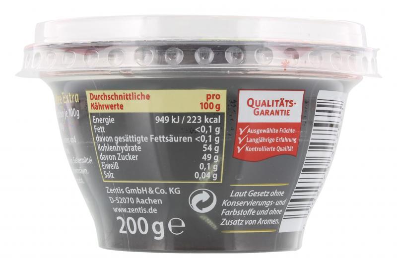 Zentis Frühstücks-Gelee das Echte Extra Johannisbeere
