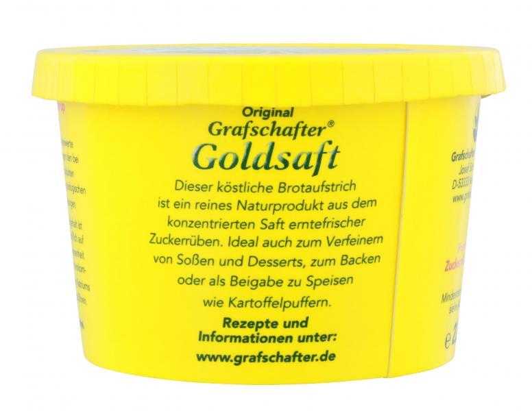 Grafschafter Goldsaft Zuckerrübensirup