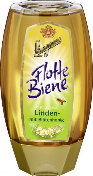 Langnese Flotte Biene Linden- mit Blütenhonig