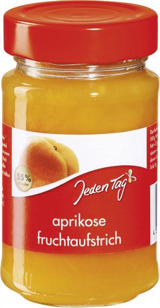 Jeden Tag Fruchtaufstrich Aprikose