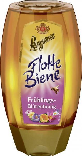 Langnese Flotte Biene Frühlingsblütenhonig