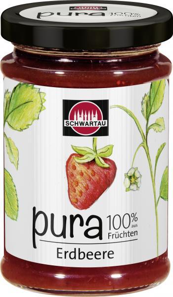 Schwartau pura Erdbeere