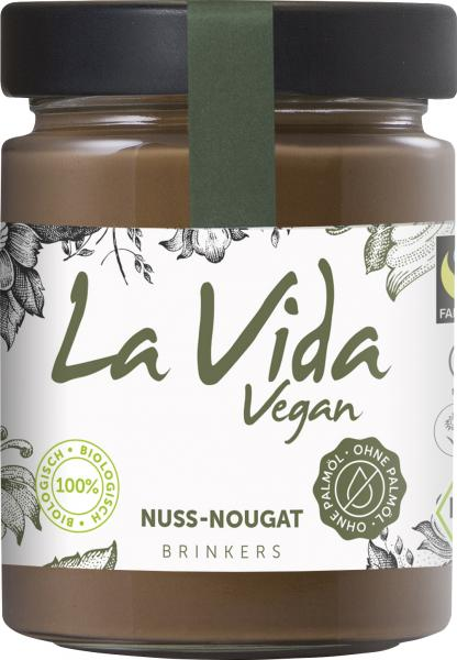 Brinkers La Vida vegan Nuss-Nougat