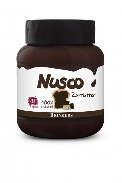 Nusco Zartbitter-Kakao-Creme