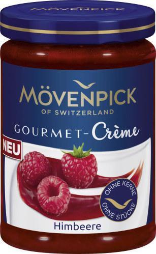 Mövenpick Gourmet-Crème Himbeere
