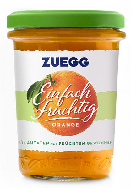 Zuegg Einfach fruchtig Orange