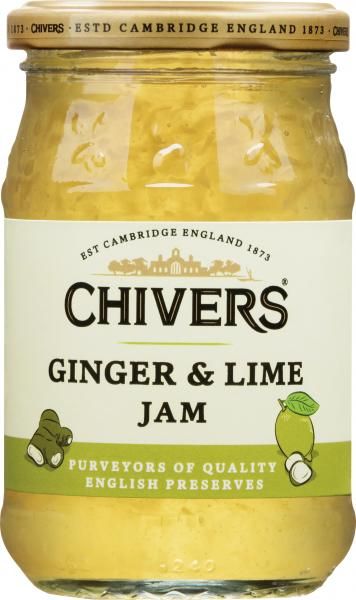 Chivers Ginger & Lime Jam