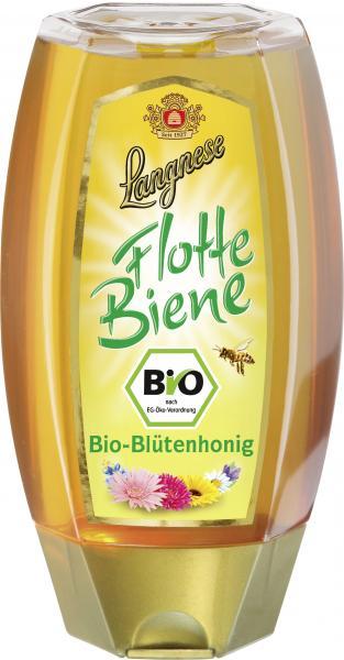 Langnese Flotte Biene Bio-Blütenhonig