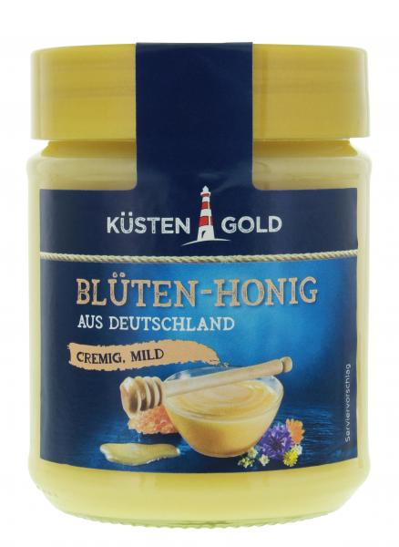 Küstengold Blüten-Honig aus Deutschland