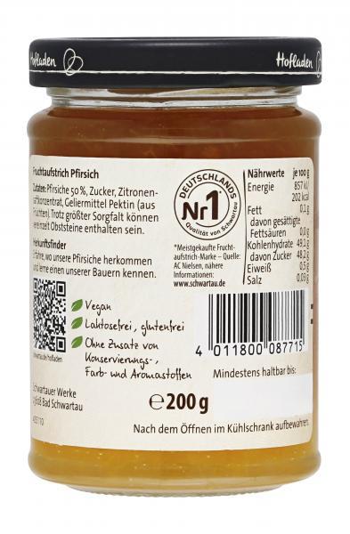 Schwartau Hofladen Pfirsich