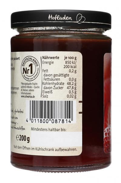 Schwartau Hofladen Erdbeere fein-cremig