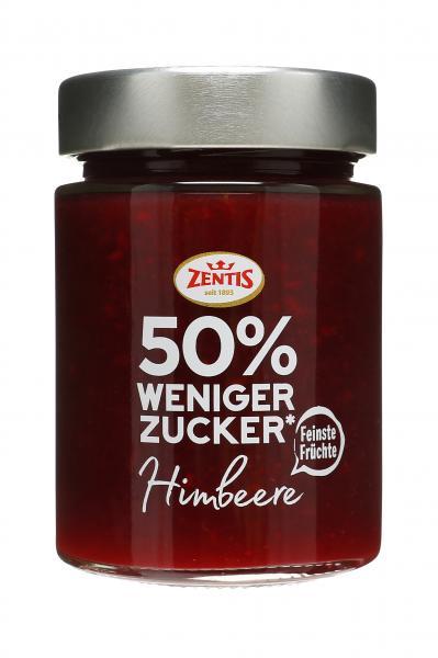 Zentis 50% weniger Zucker Himbeere