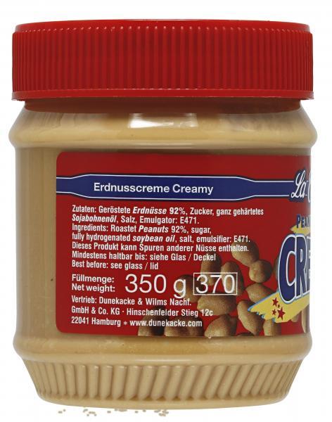 La Comtesse Peanut Butter creamy