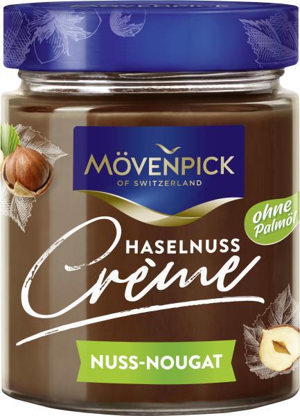 Mövenpick Haselnuss Crème Nuss-Nougat