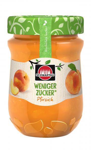 Schwartau Extra Weniger Zucker Pfirsich